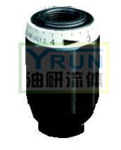 YRUN油研 MK10G12 MK10G12/2 MK15G12 MK15G12/2 油研单向节流阀 MK10G12 MK10G12/2 MK15G12 MK15G12/2
