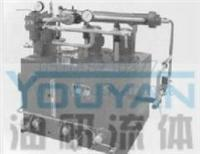 单线二分式油气润滑系统  单线二分式油气润滑系统