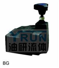 YRUN油研 YUKEN油研 BG-03-V-32 BT-03-V-32 溢流阀  BG-03-V-32 BT-03-V-32