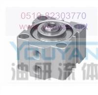 YOUYAN薄型气缸 SDA100-5 SDA100-10 SDA80-45 SDA80-50 油研薄型气缸  SDA100-5 SDA100-10 SDA80-45 SDA80-50