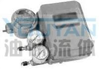 阀门定位器 EP-2111 EP-2112 EP-2121 EP-2122 油研电气阀门定位器 YOUYAN电气阀门定位器  EP-2111 EP-2112 EP-2121 EP-2122