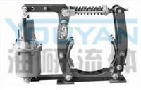 液压制动器 YWZ3-710/180 YWZ3-710/320 油研液压制动器 YOUYAN液压制动器  YWZ3-710/180 YWZ3-710/320 YWZ3-800/320