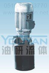 液压动力单元 DLY-0.55AC1 DLY-0.55AC2 DLY-0.55DC 油研液压动力单元 YOUYAN液压动力单元 DLY-0.55AC1 DLY-0.55AC2 DLY-0.55DC