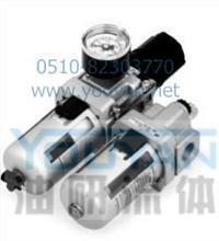 二联件 自动排水型 AC40A-02D AC40A-03D AC40A-04D 油研二联件 YOUYAN二联件 AC40A-02D AC40A-03D AC40A-04D