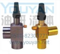 角阀 AV019 AV020 AV021 油研角阀 YOUYAN角阀 AV019 AV020 AV021