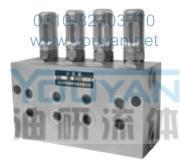 双线分配器 VSKH2-KR VSKH4-KR VSKH6-KR油研双线分配器 YOUYAN双线分配器  VSKH2-KR VSKH4-KR VSKH6-KR VSKH8-KR