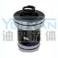 二通插装阀插装组件 TJ160-5/51J010,TJ160-5/51J011,TJ160-5/51J015,TJ160
