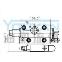 BLV-5SDN20/10-21,整体式下车多路阀 BLV-5SDN20/10-21
