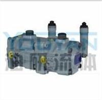 VVP3-30/30,VVP3-40/40,双联中压变量叶片泵   VVP3-30/30,VVP3-40/40,