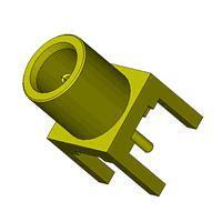 MCX7系列SAMTEC 75Ω优化MCX 插孔和插头 MCX-P-P-H-RA-TH1