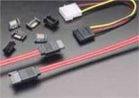 1734698-2 串行ATA和串行连接SCSI连接器 1734698-2