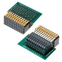 UHM-S055CL0-5AP1-TG30  PICMG 2.30 CompactPCI PlusIO标准高速连接器 UHM-S055CL0-5AP1-TG30