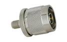 8704 50Ω Adapter N-Plug / SMA-Jack 8704