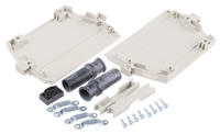 ERNI 173002  DIN 41612 (EN60603-2)电缆外壳 KSG 173 / 253 ERNI 173002