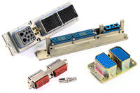 BKAF3-271C-40001 ARINC 600 SERIES Rack & Panel Rectangular Connectors BKAF3-271C-40001
