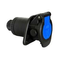 SK0301-0101 ISO 7638-ABS标准5芯螺旋压迫式防水插座 SK0301-0101