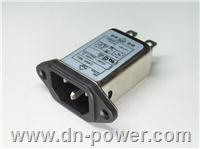 IEC插座型电源滤波器 CW1D