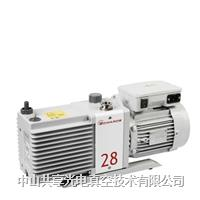 Edwards E2M28 Vane Vacuum Pump E2M28
