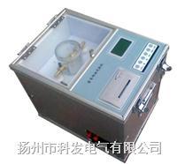 绝缘油介电强度测试仪  KF-6205