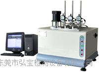 电脑式热变形维卡温度测定仪