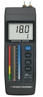 台湾路昌/混凝土水分测试仪MS-7003 木材水分计
