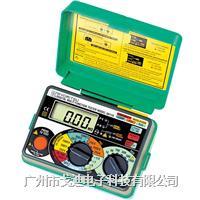 日本共立|回路阻抗检测仪MODEL-6011A 多功能电力测试仪
