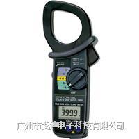 日本共立|大电流交直流钳表KEW-2009R 钳形电流表