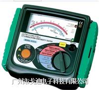 日本共立|指针式兆欧表MODEL-3131A 绝缘电阻测试仪