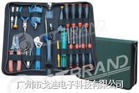 美国CT|通讯维修工具包CT-821 电子维修工具组(20件组)