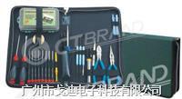 美国CT|手机维修工具包CT-822 电子维修工具包(26件组)