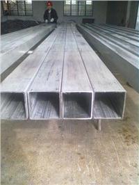 戴南管材厂供应300系列不锈钢无缝管 50*50*3