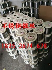 江苏兴化戴南佳孚不锈钢微型丝 直径0.13毫米