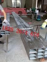 德標1.4404不銹鋼無縫管 不銹鋼無縫管—無縫方管120*80*6
