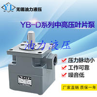 YB-D系列中高壓葉片泵YBD-32 噪音低 品質優 質保一年 YBD-32