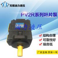 低噪音高壓 定量葉片泵PV2R2-41-F-1-RUU-40 21MPA 質保一年 PV2R2-41-F-1-RUU-40