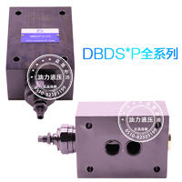DBD型直動溢流閥 DBDS10P10/20