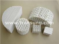 Ceramic structured packing 125Y,250Y,350Y,450Y