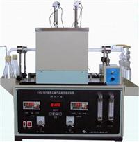 深色石油产品硫含量试验器 (管式炉法) SYD-387