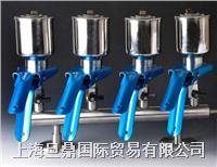 四联不锈钢溶剂过滤器 四联不锈钢溶剂过滤器
