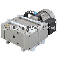 德国伊尔姆ILMVAC MPC601T抗化学腐蚀三级隔膜泵现货价格 MPC601T