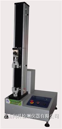 皮革拉力试验机,又名皮革抗张强度试验机 XK-8012