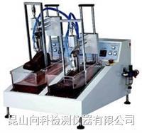 整鞋防水試驗機 Full shoe flexing machine XK-3024-B