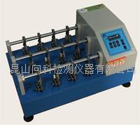 皮革耐挠试验机,又名皮革耐折试验机 XK-3014