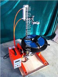 数控高精度变位机变位器焊接专机焊接翻转台配置气动电控焊[枪x]架 CNC-50