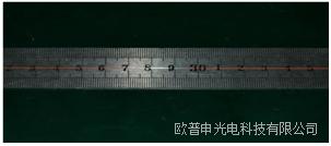 窄线宽光纤光栅谐振腔