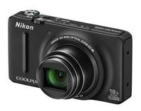Nikon尼康COOLPIX S9200 便携数码相机(黑色)