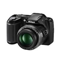 Nikon尼康COOLPIX L810 便携数码相机(黑色)