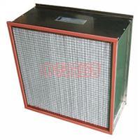 耐高温高效过滤器,耐350度高温过滤器生产厂家 高效耐高温空气过滤器