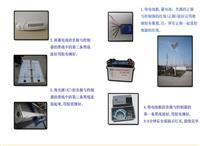 太阳能路灯基础设施