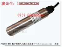 地下水池水位传感器,地下污水池液位传感器 PTJ301-W
